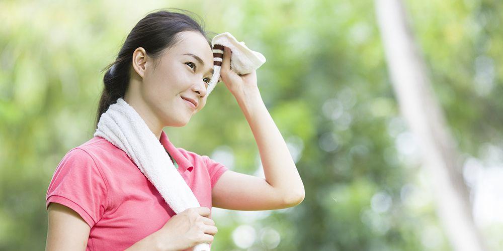 Olahraga dapat mengurangi ketidaknyamanan PMS