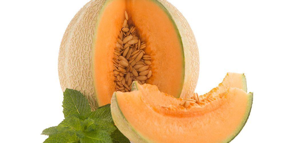 melon jingga merupakan buah untuk diare yang bisa dikonsumsi