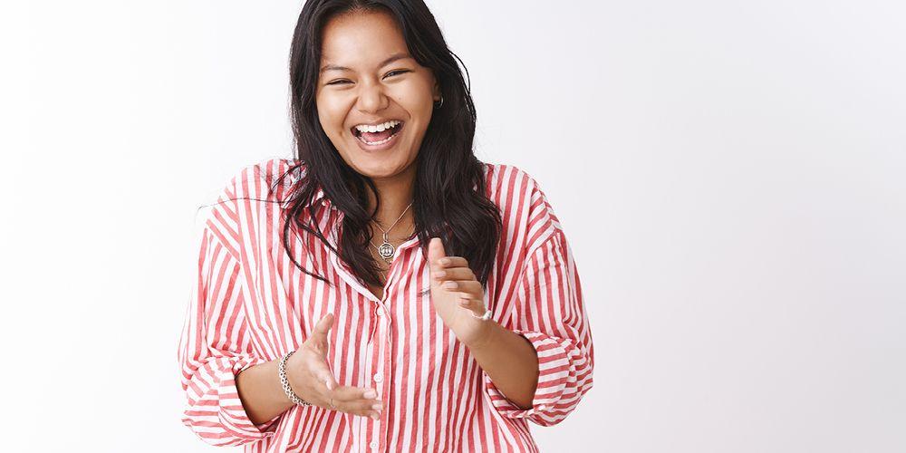 Melatih diri untuk self talk positif dapat membuat hidup seseorang lebih damai dan tidak mudah stres