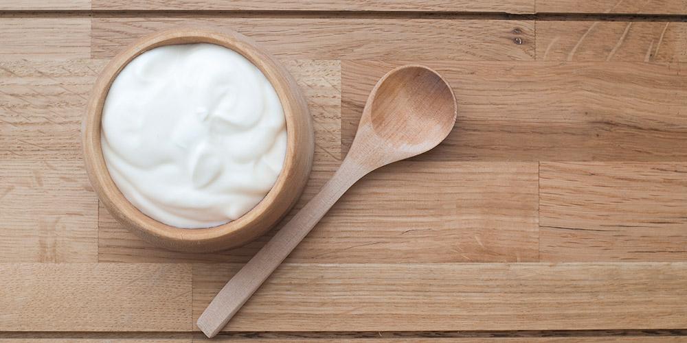 Yogurt untuk cegah sperma encer