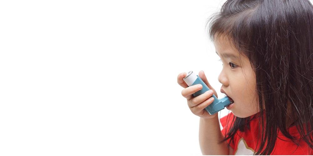 Keparahan asma pada anak bisa berkurang dengan konsumsi EPA dan DHA