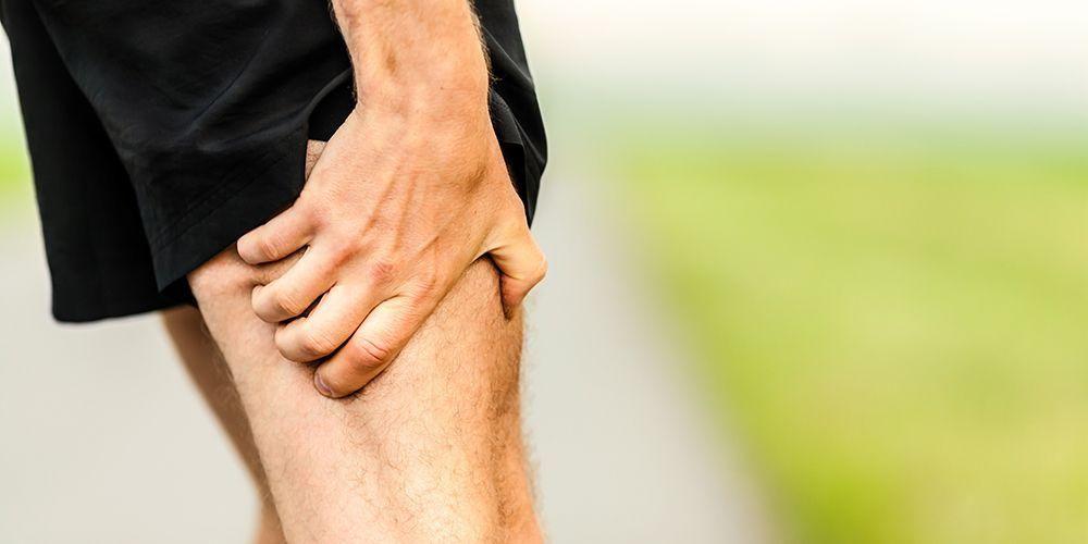 Cedera hamstring juga bisa jadi penyebab sakit di belakang lutut