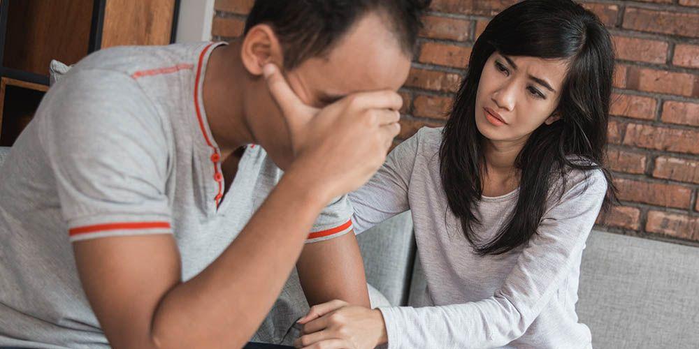 Edging dapat membantu para pria dengan ejakulasi dini memuaskan istri