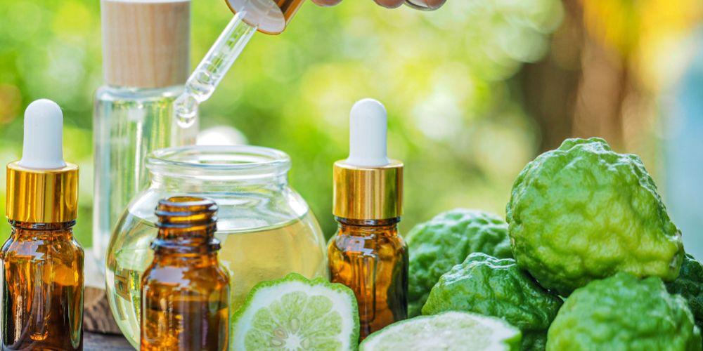 Minyak aromaterapi bergamot