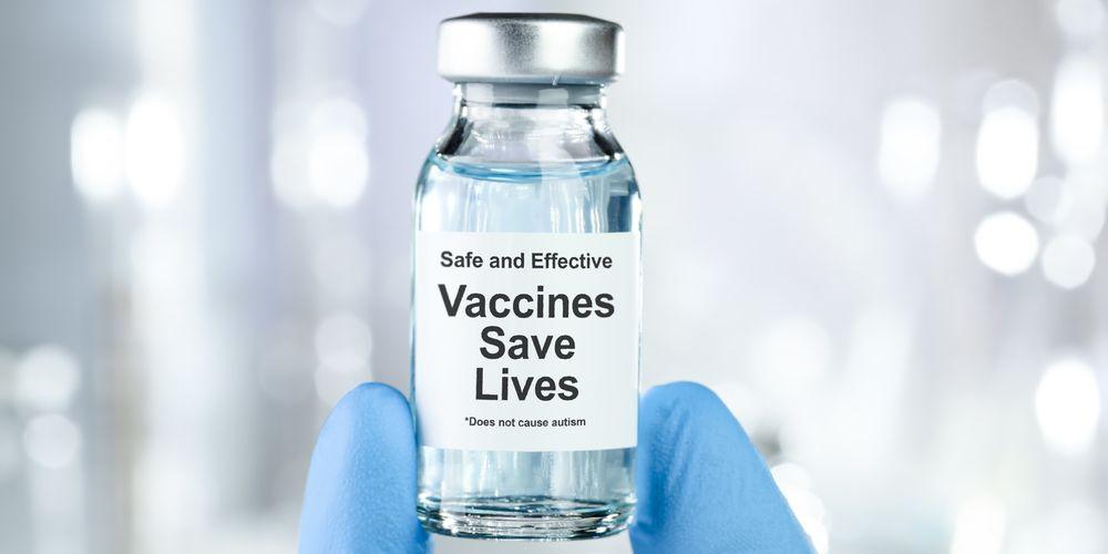 Ilustrasi vaksin MMR