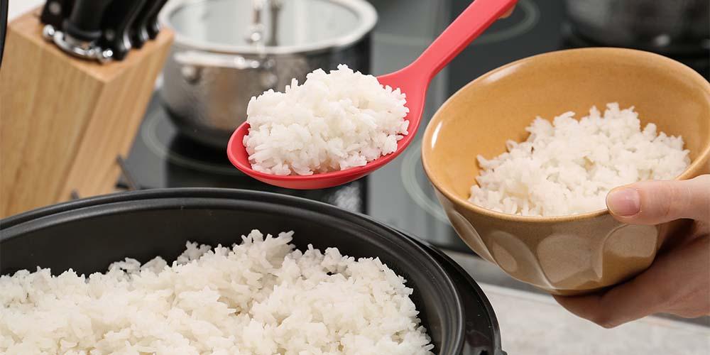 Nasi putih merupakan obat tidur alami