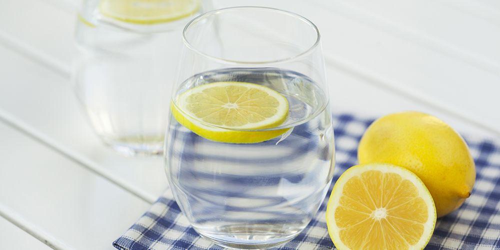 Air lemon pengganti kopi