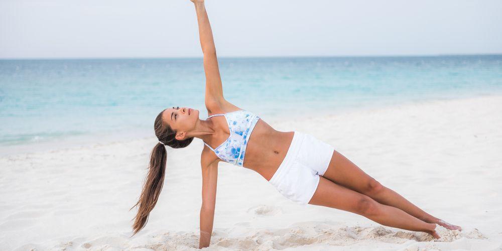 Manfaat plank bisa meningkatkan kelenturan tubuh