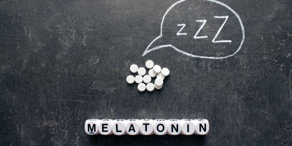 Suplemen hormon melatonin