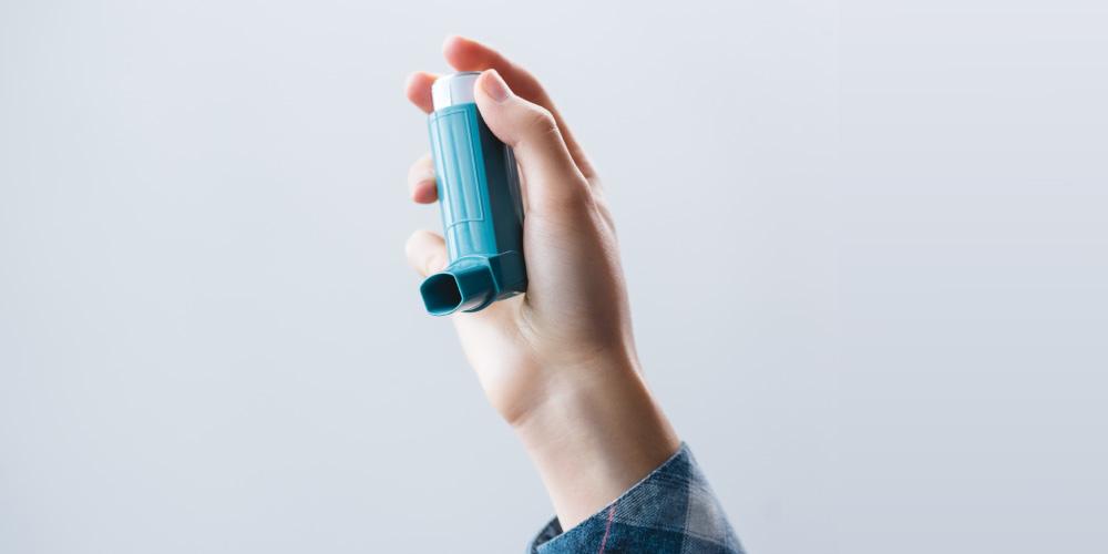 inhaler untuk mengatasi serangan asma