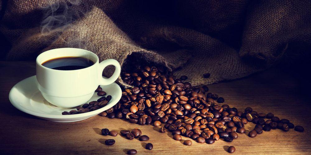 Kopi menjadi sumber kafein yang populer
