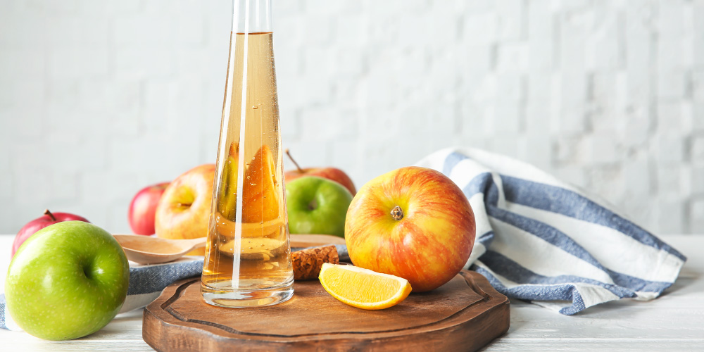 cuka apel untuk mengatasi gejala asam lambung naik