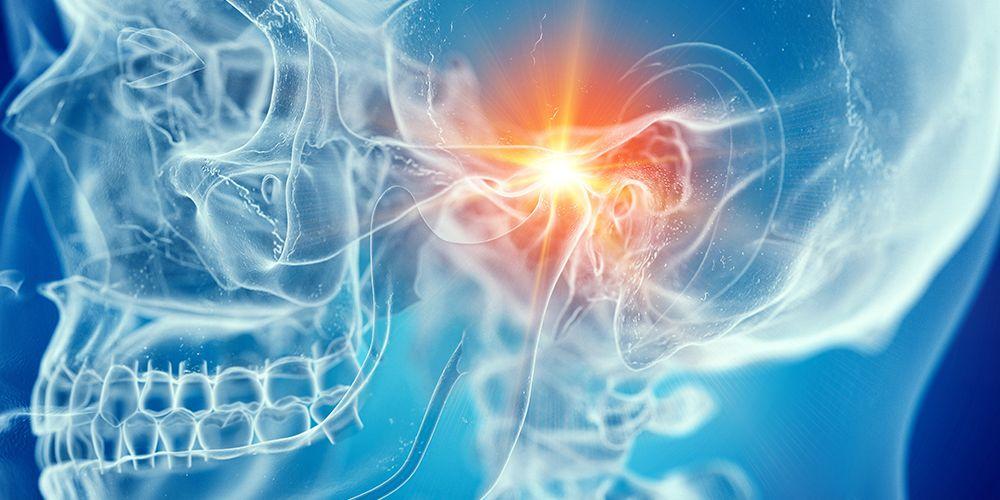 Tulang rahang atas bisa patah karena hantaman yang keras