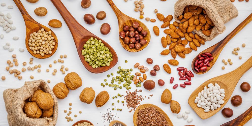 Kacang-kacangan termasuk jenis makanan yang bikin kurus