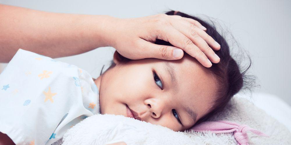 Demam merupakan salah satu gejala kanker pada anak yang paling umum