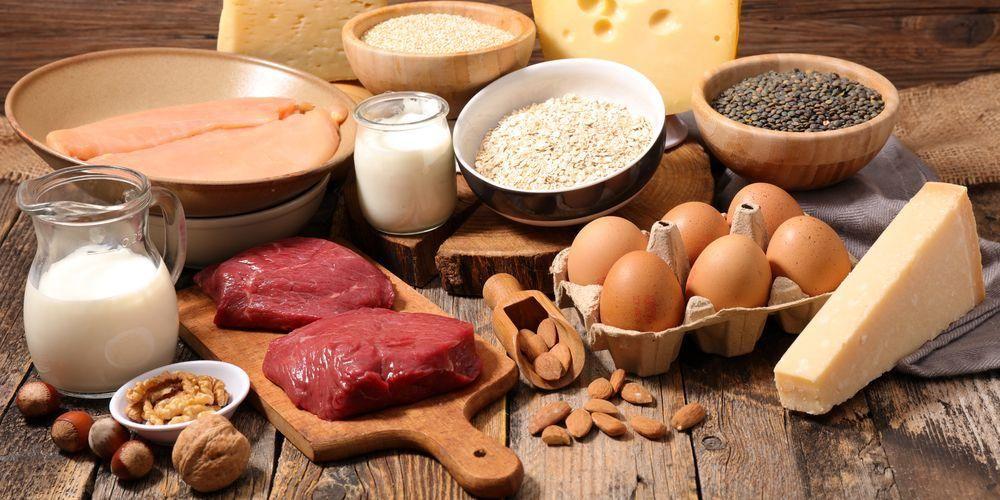 Makanan sumber asam amino esensial