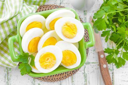 Telur rebus mengandung protein tinggi sehingga baik sebagai camilan untuk diabetes