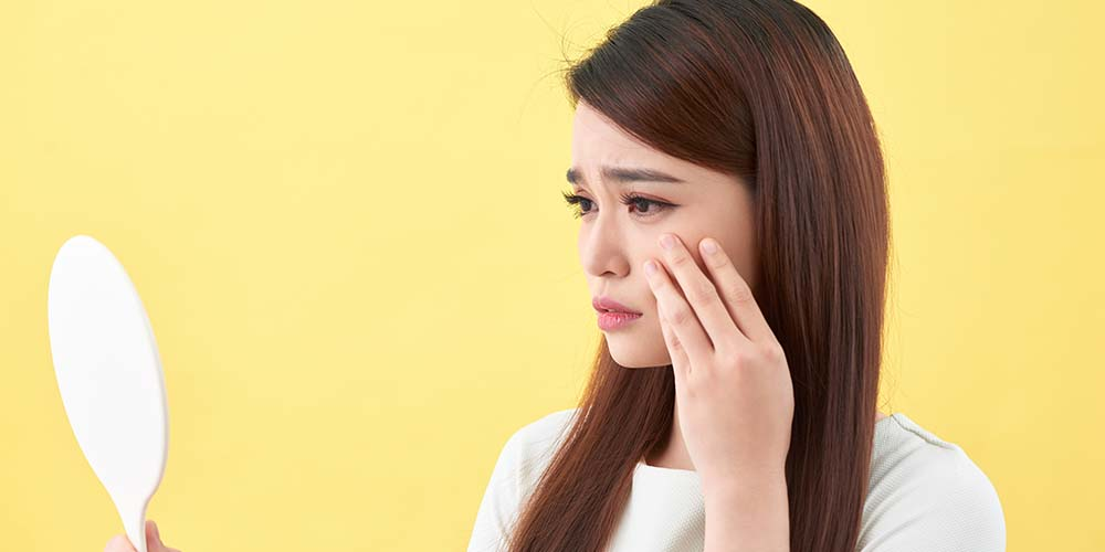 Kulit ruam merupakan ciri-ciri tidak cocok dengan cream wajah