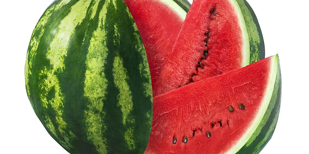 Cara menurunkan panas dengan buah semangka