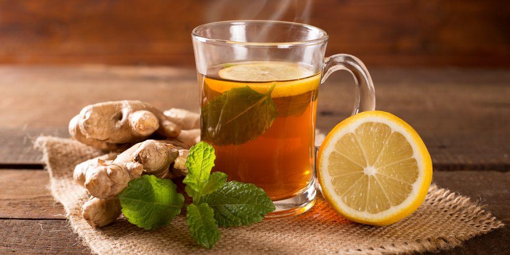 Resep lemon tea