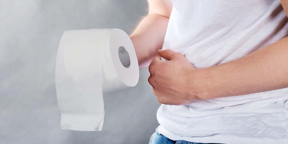 Pada beberapa orang, daun murbei bisa menyebabkan diare