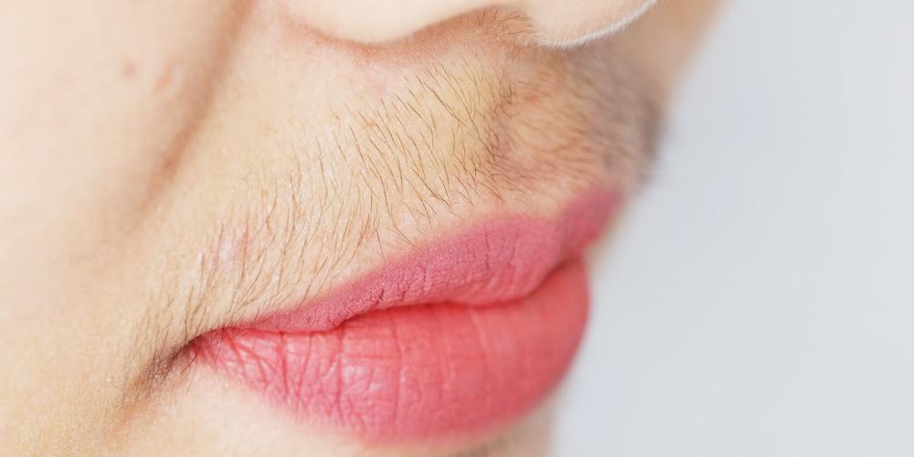 Manfaat kunyit untuk wajah bisa menghilangkan rambut dan kumis tipis di wajah