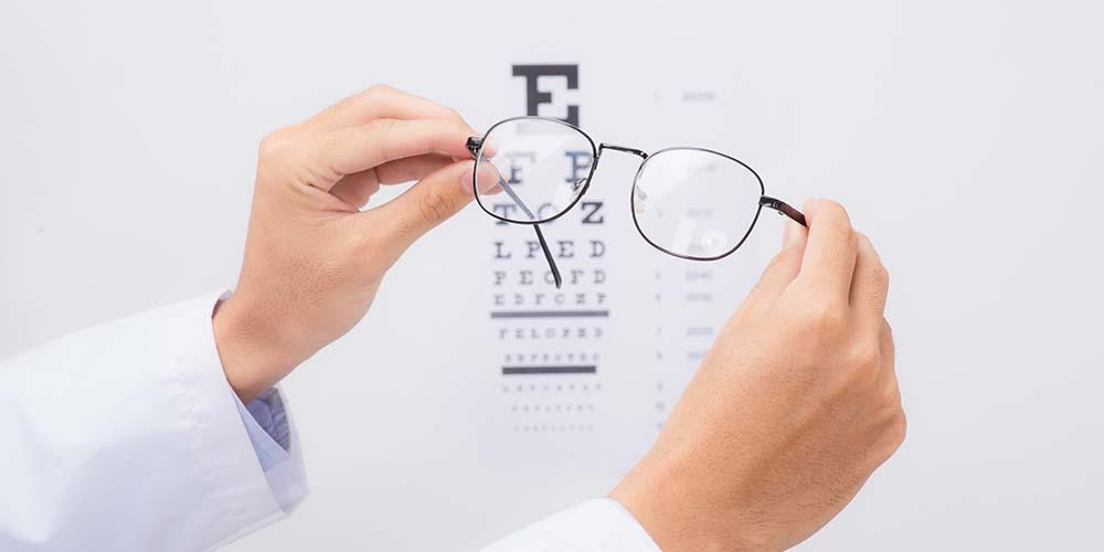 resep kacamata setelah pemeriksaan