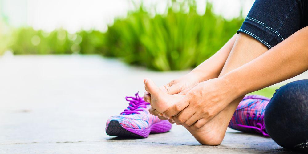 Kaki gatal saat olahraga bisa disebabkan oleh sirkulasi darah tidak lancar