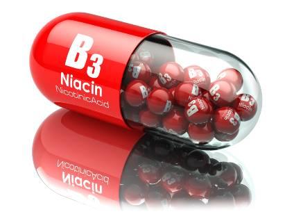 Suplemen vitamin B3 atau niasin