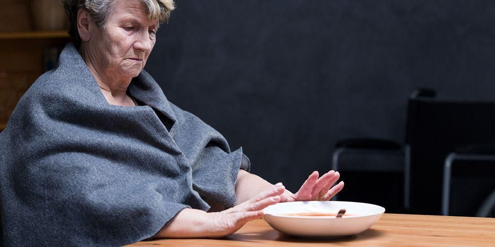 Penyebab tidak nafsu makan bisa terjadi pada orang lanjut usia