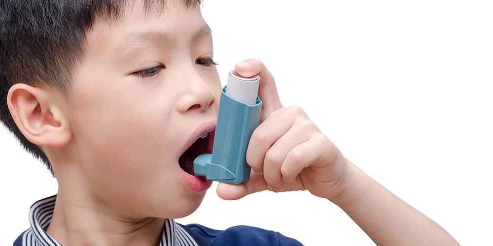 Penggunaan inhaler menjadi salah satu cara pemberian obat bronkodilator