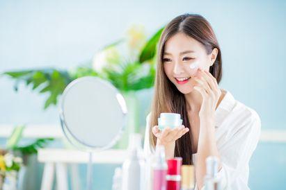 Gunakan produk untuk kulit sensitif agar terhindar dari wajah kusam saat hamil
