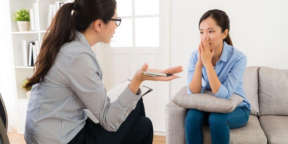Mental breakdown bisa diatasi dengan konsultasi