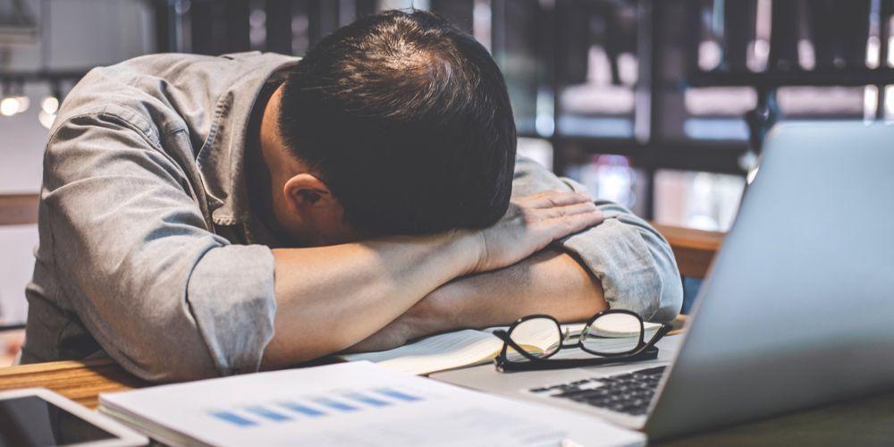 Mental breakdown bisa disebabkan karena kehilangan pekerjaan tiba-tiba