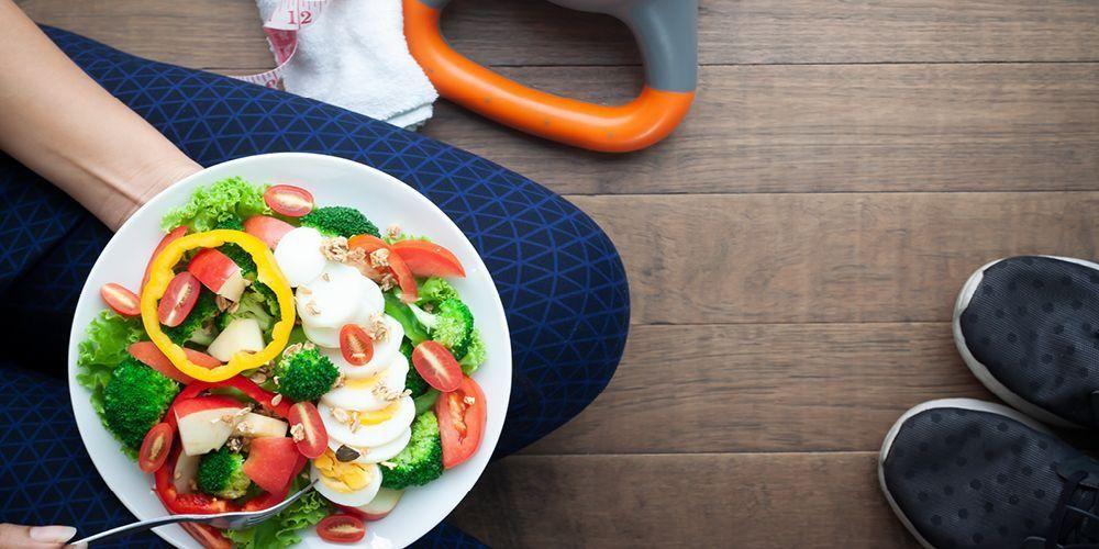 Manfaat sayur salah satunya baik untuk diet