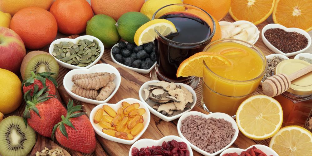 Anggapan bahwa suplemen bisa cegah virus corona memang tidak sepenuhnya benar karena seharusnya didapat dari sayuran dan buah-buahan