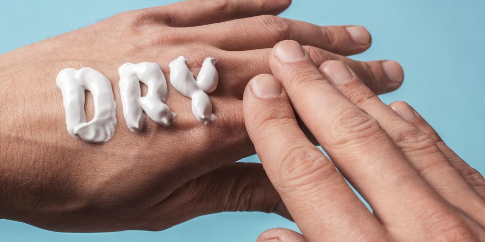 Gatal setelah mandi bisa disebabkan oleh kulit yang kering