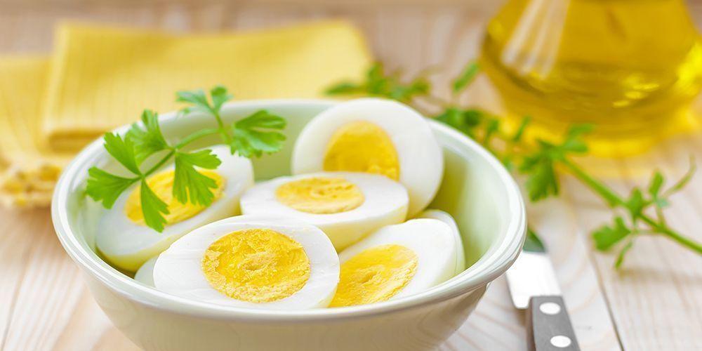 Telur rebus cemilan sehat untuk diet keto