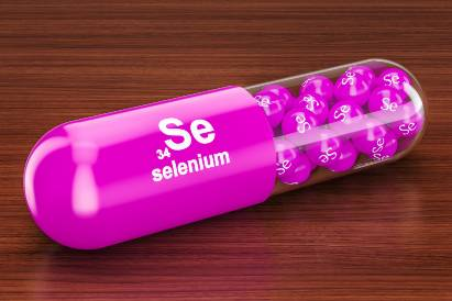 Suplemen selenium antioksidan