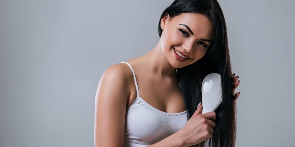Krim creambath rambut mengandung berbagai nutrisi untuk membuat rambut lebih sehat dan kuat