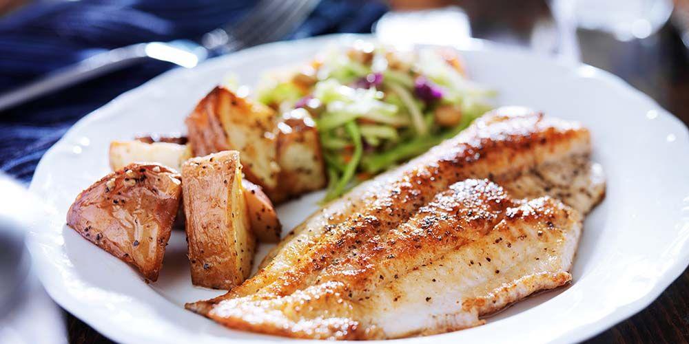 makan ikan bantu turunkan kolesterol