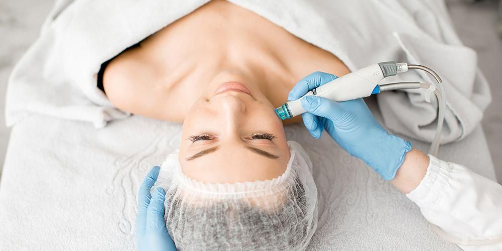 perawatan wajah di klinik