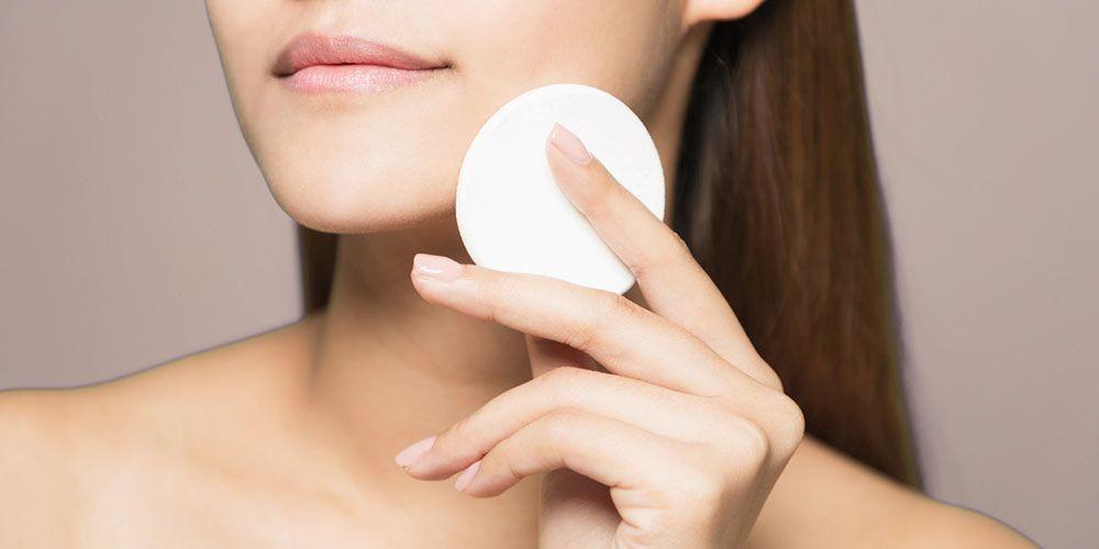 Toner cuka apel dapat membuat kulit lebih kencang