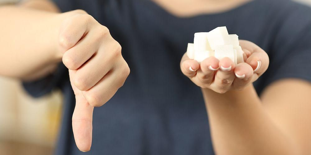 Cara mengecilkan perut dengan mengurangi gula