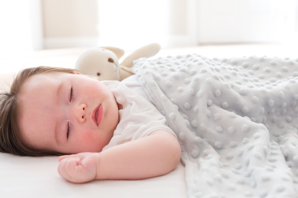 Bahaya selimut bayi yang mengintai buah hati