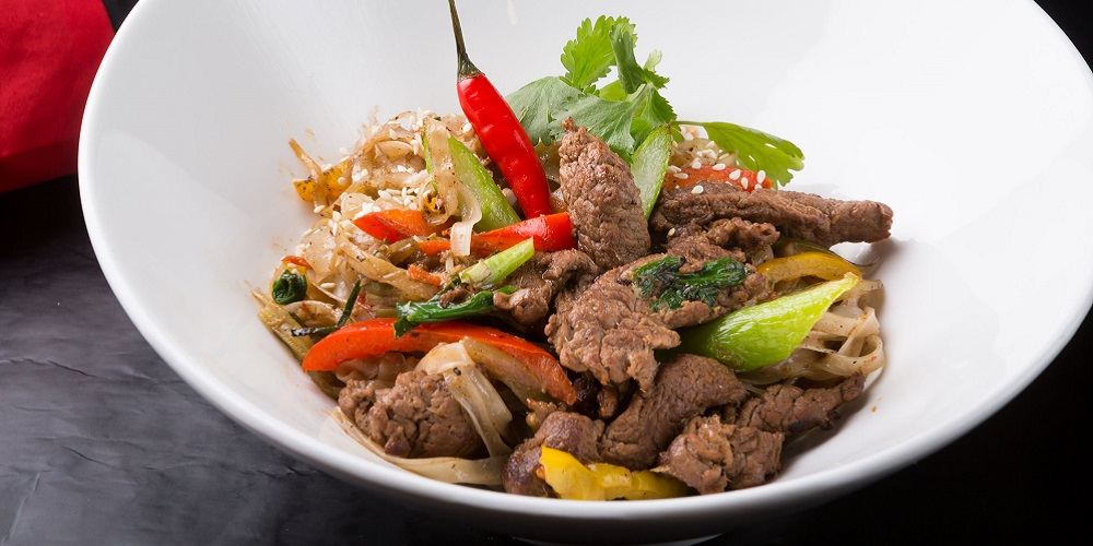 Tumis bihun daging cocok untuk menu sahur sehat bagi yang sedang diet