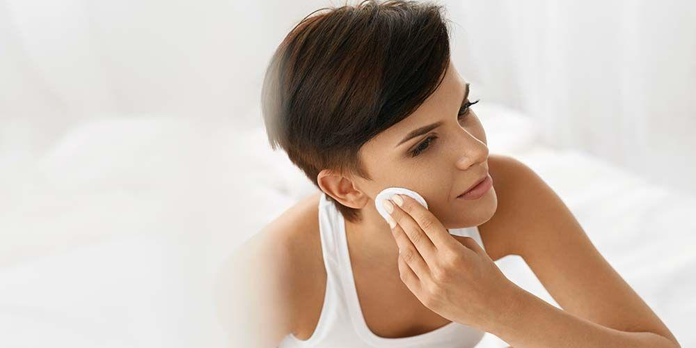 cara memakai toner setelah membersihkan wajah