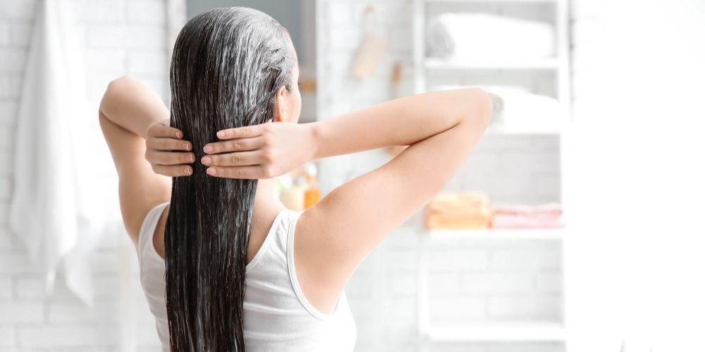 Cara creambath rambut di rumah sama seperti di salon kecantikan