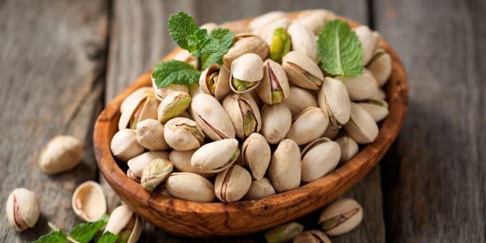 Kacang pistachio
