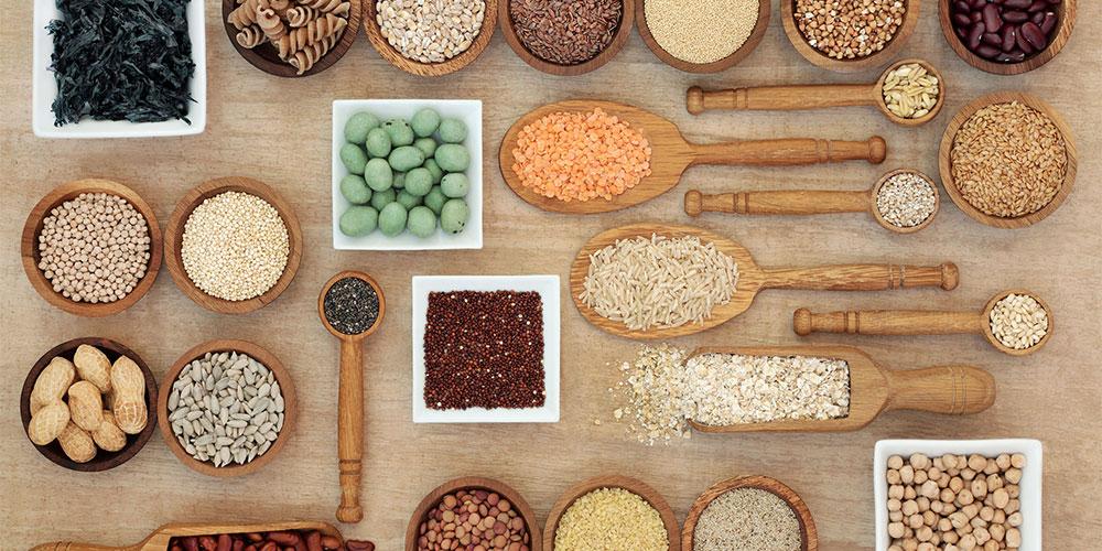 Whole grain tidak melalui banyak proses yang menghilangkan nutrisinya